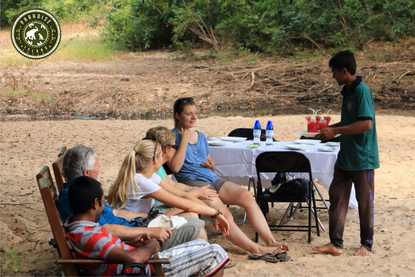 Dining near Kumana National Park